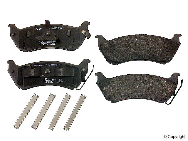 Mercedes ML320 Brake Pads > Mercedes ML320 Disc Brake Pad