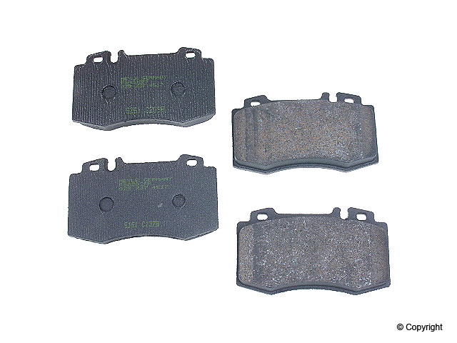 Mercedes CLK55 Brake Pads > Mercedes CLK55 AMG Disc Brake Pad