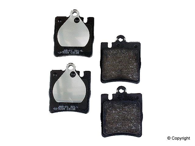 Mercedes CLK430 Brake Pads > Mercedes CLK430 Disc Brake Pad
