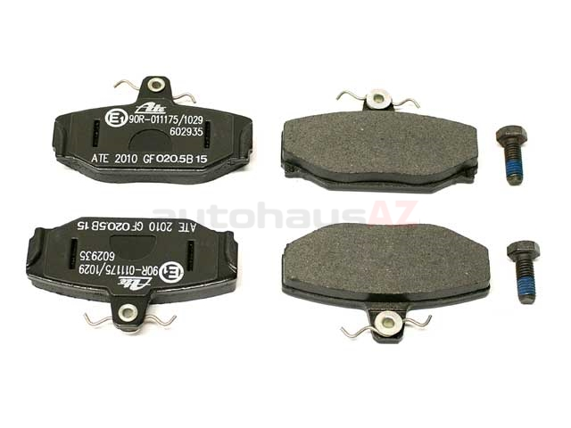 Volvo Brake Pad > Volvo V70 Disc Brake Pad