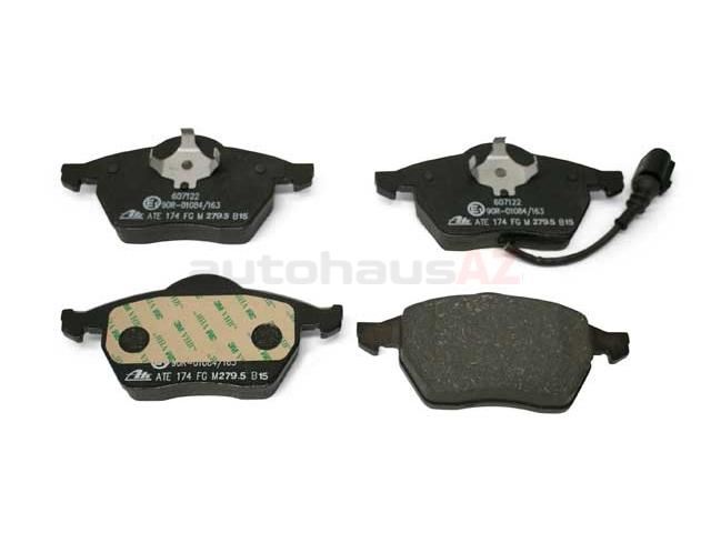 Audi Brake Pad > Audi TT Disc Brake Pad