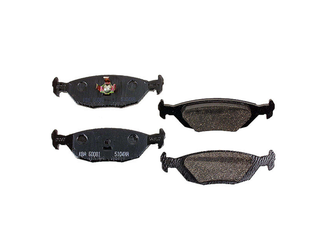 Saab Brake Pad Set > Saab 9000 Disc Brake Pad