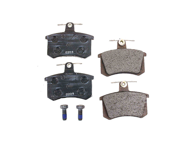 Audi Brake Pad Set > Audi 80 Disc Brake Pad