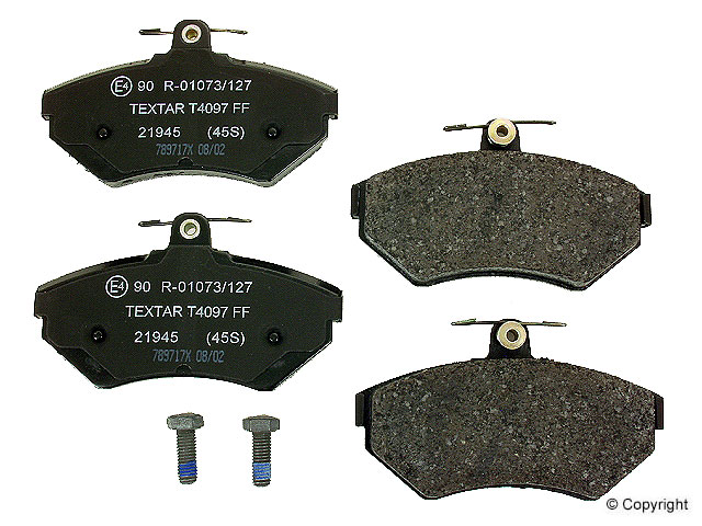 Volkswagen Brake Pad > VW Cabrio Disc Brake Pad