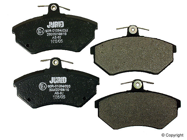 Volkswagen Quantum Brake Pads > VW Quantum Disc Brake Pad