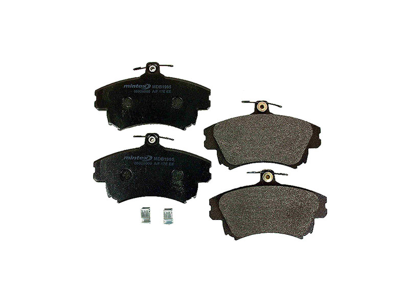 Volvo Brake Pad Set > Volvo S40 Disc Brake Pad