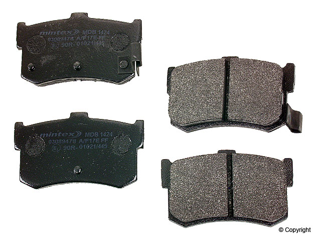 Hyundai Brake Pad Set > Hyundai Sonata Disc Brake Pad