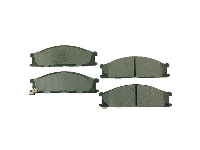 Subaru Brake Pad Set > Subaru SVX Disc Brake Pad