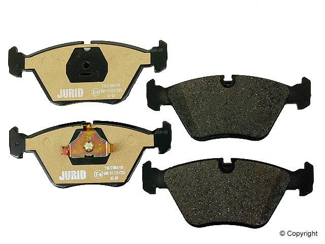 Audi 200 Brake Pads > Audi 200 Disc Brake Pad