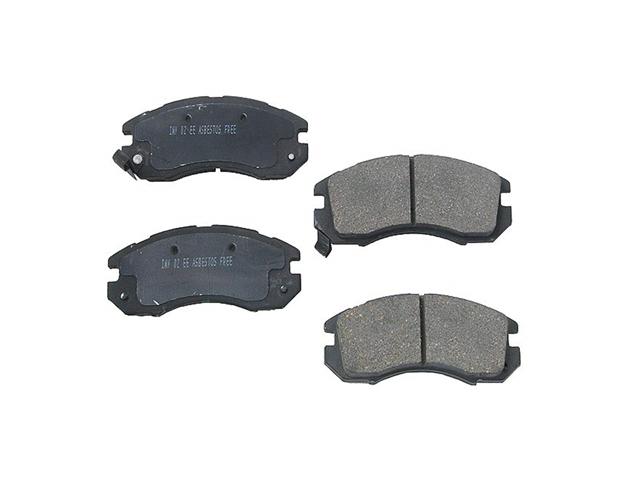 Subaru Brake Pad > Subaru Legacy Disc Brake Pad