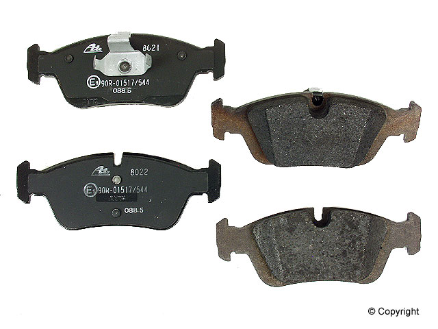 BMW Brake Pad Set > BMW 325xi Disc Brake Pad