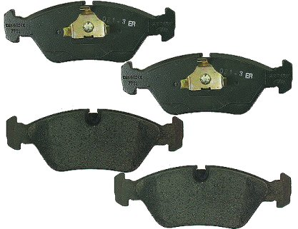 BMW 535i Brake Pads > BMW 535i Disc Brake Pad