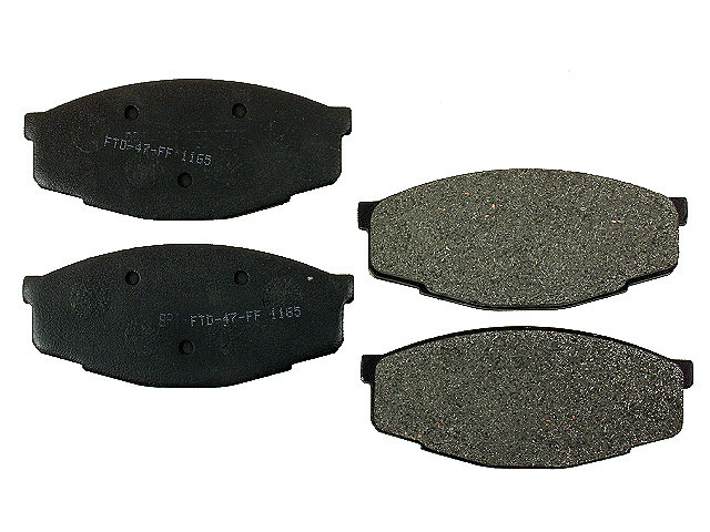 Toyota Brake Pads > Toyota Pickup Disc Brake Pad