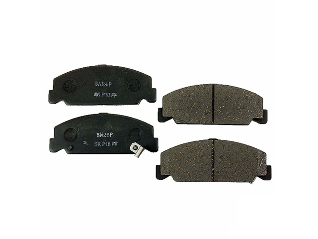 Honda Del Sol Brake Pads > Honda Civic Del Sol Disc Brake Pad
