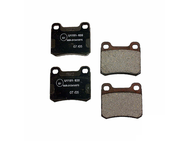 Mercedes 190D > Mercedes 190D Disc Brake Pad