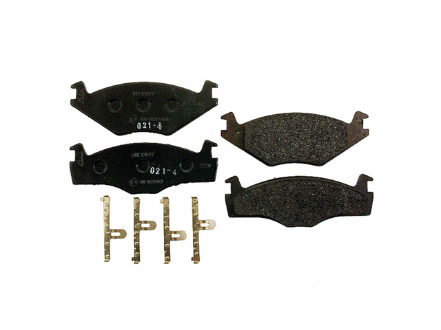 VW Brake Pad > VW Jetta Disc Brake Pad