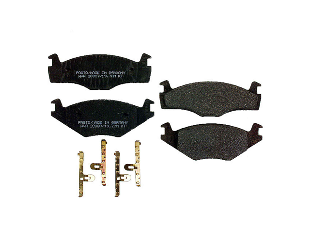 Volkswagen Brake Pad > VW Jetta Disc Brake Pad
