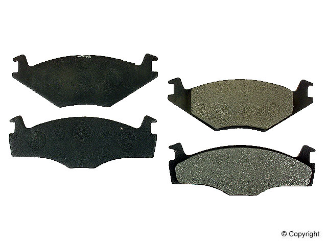 VW Quantum Brake Pads > VW Quantum Disc Brake Pad