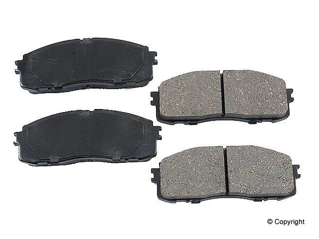 Toyota Supra Brake Pads > Toyota Supra Disc Brake Pad