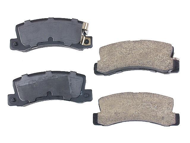 Lexus ES250 Brake Pads > Lexus ES250 Disc Brake Pad