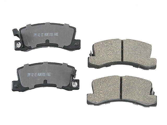 Lexus RX300 Brake Pads > Lexus RX300 Disc Brake Pad