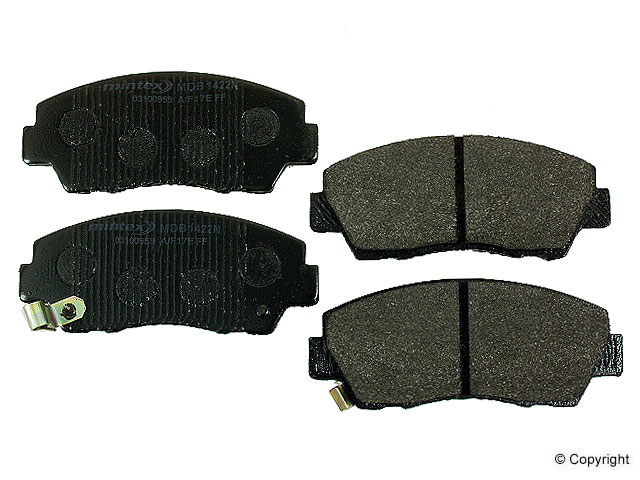 Mazda B2200 Brake Pads > Mazda B2200 Disc Brake Pad
