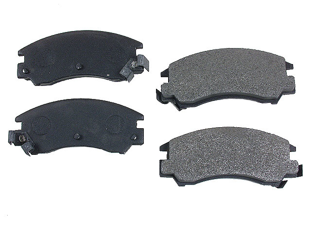 Subaru Loyale > Subaru Loyale Disc Brake Pad
