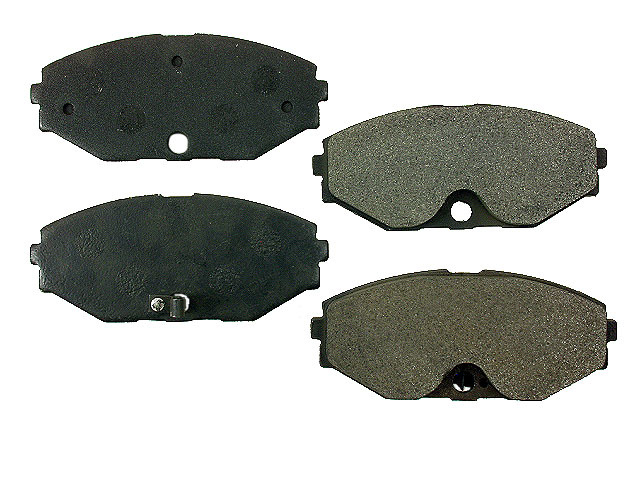 Infiniti J30 Brake Pads > Infiniti J30 Disc Brake Pad