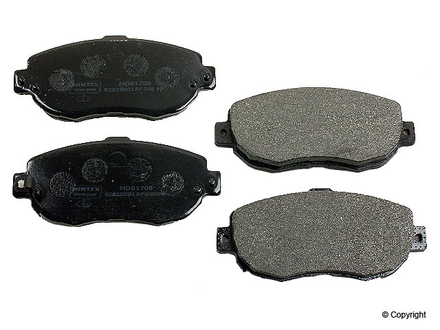 Lexus IS300 Brake Pads > Lexus IS300 Disc Brake Pad