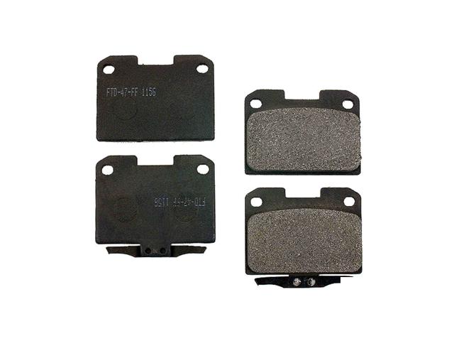 Mitsubishi 3000GT Brake Pads > Mitsubishi 3000GT Disc Brake Pad