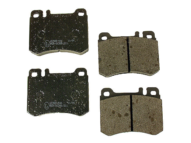 Mercedes 560SL Brake Pads > Mercedes 560SL Disc Brake Pad