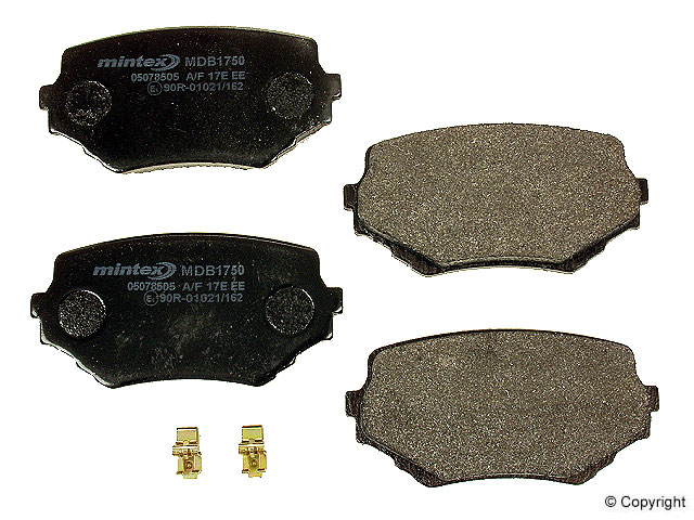 Suzuki Brake Pad Set > Suzuki Grand Vitara Disc Brake Pad