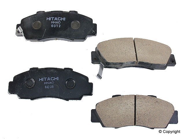 Honda Accord Brake Pads > Honda Accord Disc Brake Pad