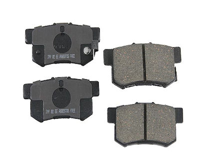 Acura Brake Pad Set > Acura RDX Disc Brake Pad