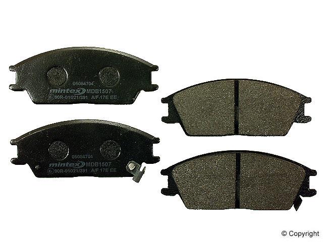 Hyundai SCoupe Brake Pads > Hyundai SCoupe Disc Brake Pad