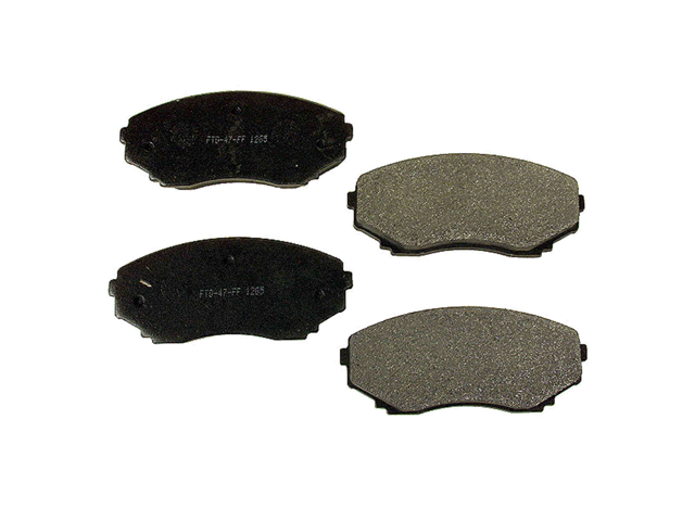 Mazda Brake Pads > Mazda MPV Disc Brake Pad