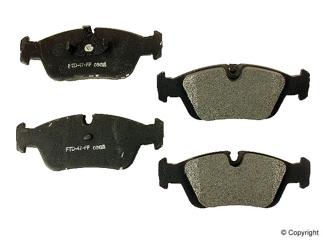 BMW Brake Pad > BMW 318ti Disc Brake Pad