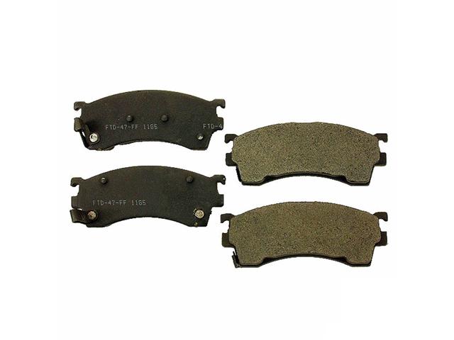 Mazda Protege > Mazda Protege Disc Brake Pad