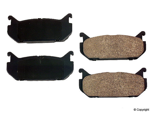 Mazda 6 Brake Pads > Mazda 626 Disc Brake Pad