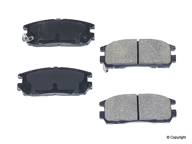 Honda Passport > Honda PasSport Disc Brake Pad