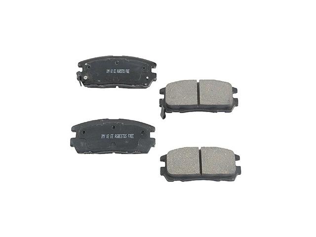 Acura SLX Brake Pads > Acura SLX Disc Brake Pad