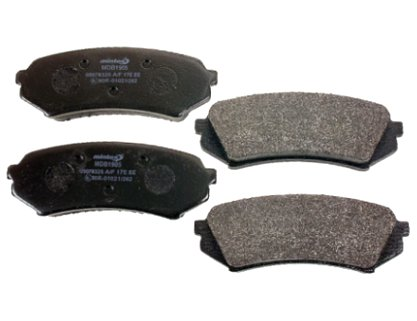 Lexus Brake Pad Set > Lexus LX470 Disc Brake Pad