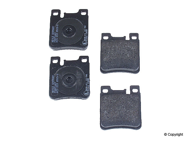 Mercedes Brake Pad > Mercedes S500 Disc Brake Pad