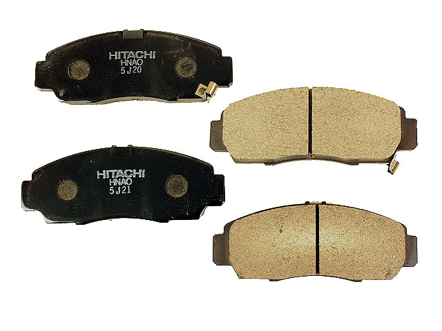 Acura Brake Pad Set > Acura TSX Disc Brake Pad