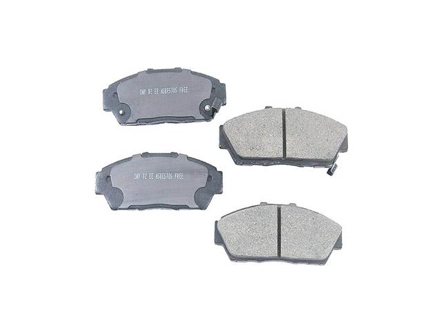 Honda Civic Brake Pads > Honda Civic Disc Brake Pad