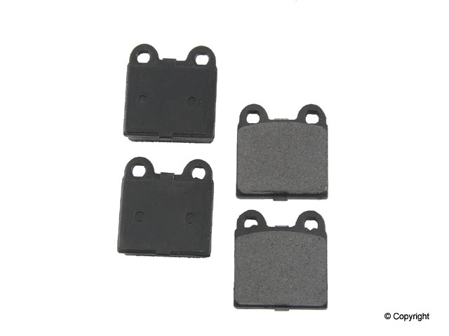 Saab Brake Pads > Saab 99 Disc Brake Pad