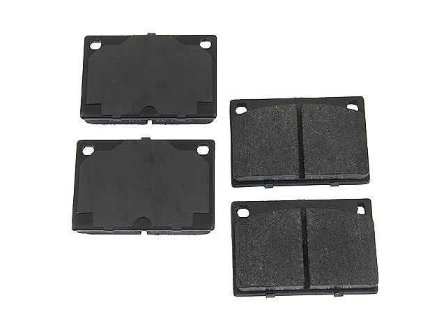Volvo Brake Pad > Volvo 245 Disc Brake Pad
