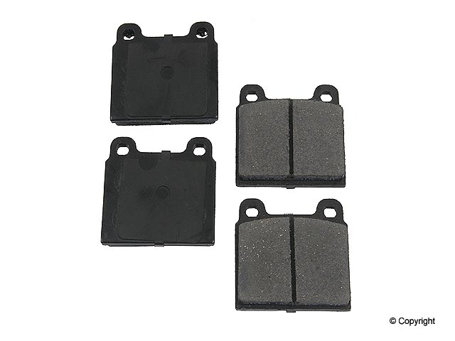 Mercedes 220 > Mercedes 220 Disc Brake Pad