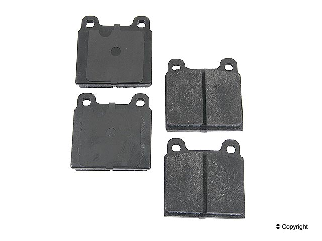 Mercedes 220S Brake Pads > Mercedes 220SE Disc Brake Pad