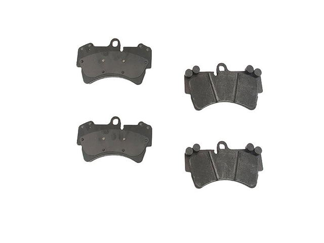 Volkswagen Brake Pad > VW Touareg Disc Brake Pad